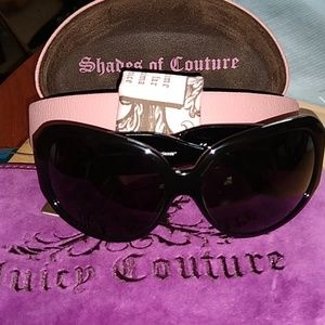 Shades of Couture Juicy Couture Sunglasses and